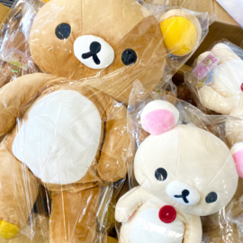 How to clean your dirty kawaii plush