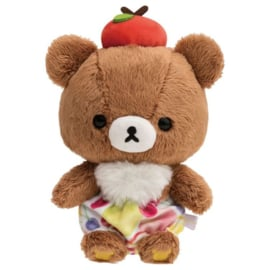 Rilakkuma Fruits knuffel | Chairoikoguma