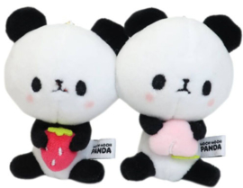Mochi Mochi Panda magnetische hangers | fruit