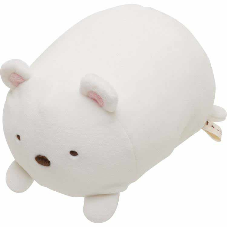 Super Mochi Mochi Shirokuma knuffel   16 cm