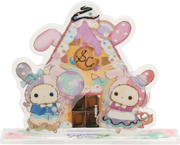 Sentimental Circus Hänsel and Gretel acrylic stand