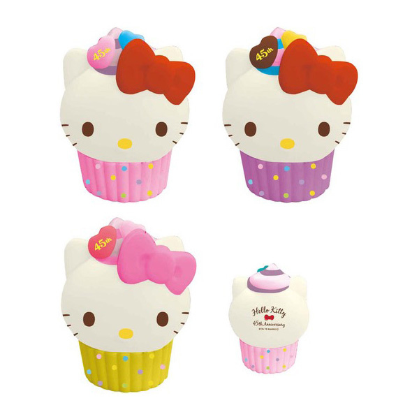 Hello Kitty Cupcake Super Slow Rising squishy - kies je favoriet