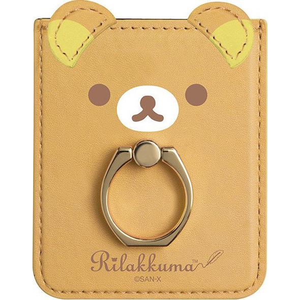 Rilakkuma's Fairy Tales smartphone ring met pashouder