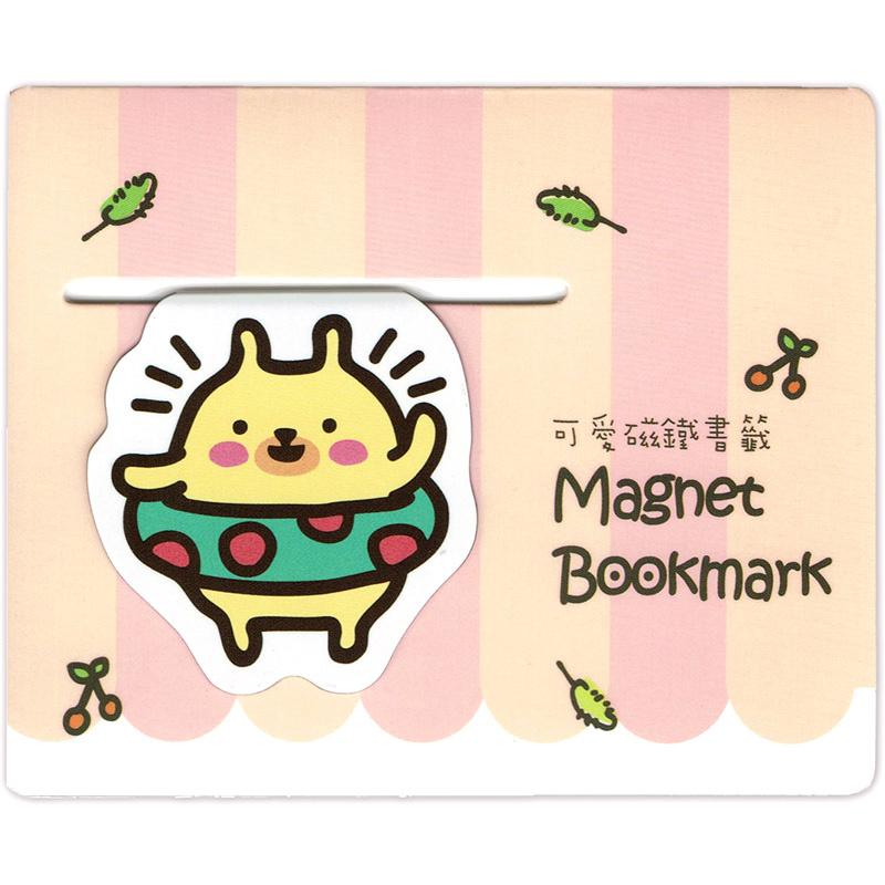 Magnetische boekenlegger Kawaii