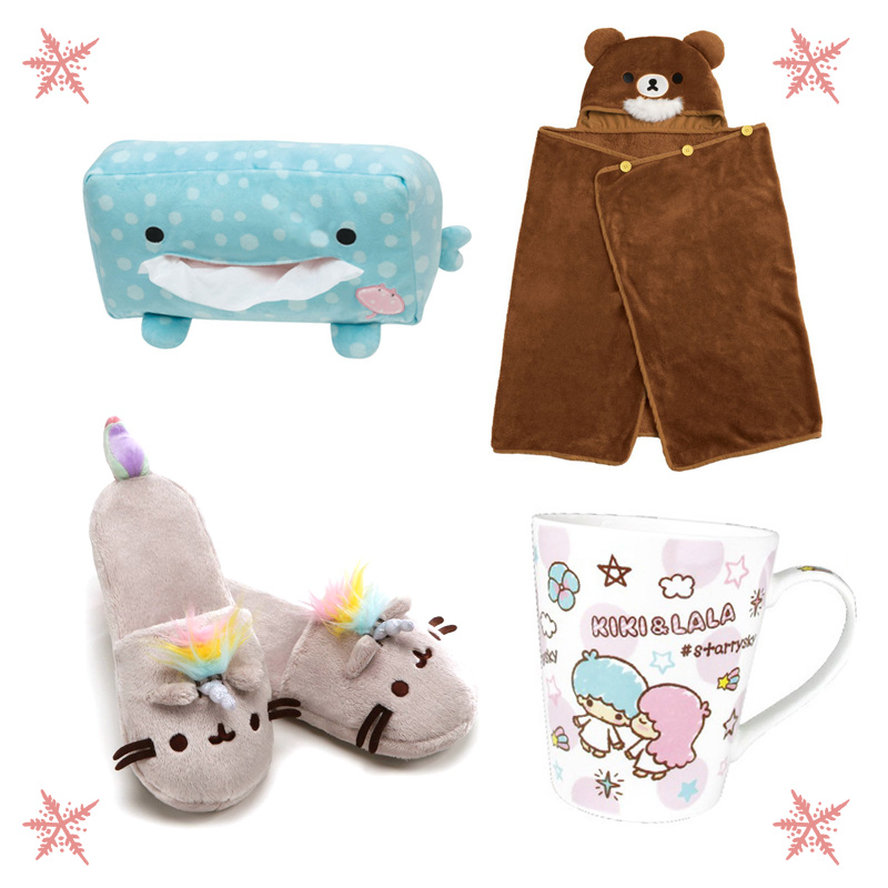 Kawaii winter goodies