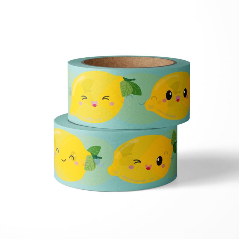 Washi tape citroen