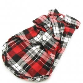 Overhemd | Rood |XS, S, L, XL