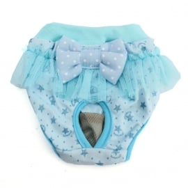 Precious Fairy loopsheidbroekje  | blauw |  S, M,L