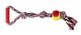 Super Tug met tennisbal | 50cm