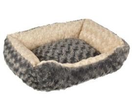 Hondenmand Cuddly | grijs | 50cm