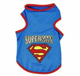 Honden sport shirt Superman | XS, S, M, L