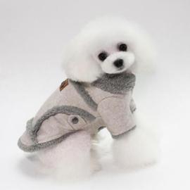 Dogbaby Hondenjas Alaska met teddy voering | S