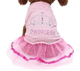 "DROOLINGDOG Hondenjurkje ""Princess"" | M, L"
