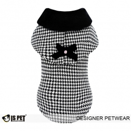 ISPET Houndstooth coat   L