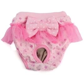 Precious Fairy loopsheidbroekje  | roze |  S, XL