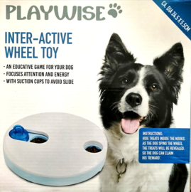 Playwise interactive hondenspeelgoed / denkspel