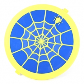 Hs07 -  Frisbee spinnenweb 22cm