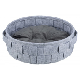Trixie Hondenmand Lennie | grijs | 45cm