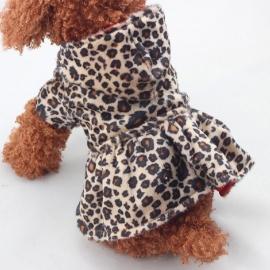 Jasje in luipaard print. Jurk model | XS, M