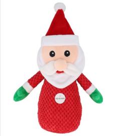"""Kerst speelgoed hond """" Kerstman""""  23cm"""