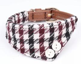 Honden halsband met bandana | 41cm