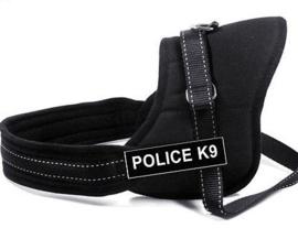 Anti trektuig hond Police K-9