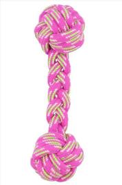 Hondenspeelgoed touw   paars   24cm