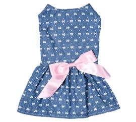 "Hondenjurkje ""pink ribbon"" | XS, S, M, L"