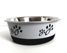 Hondenvoerbak Fusion | grijs | 16cm