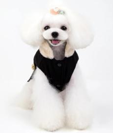 KENDIS hondenjas zwart   S, M, L, XL, XXL