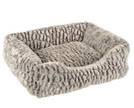 Hondenmand Snoozzy | grijs | 50cm