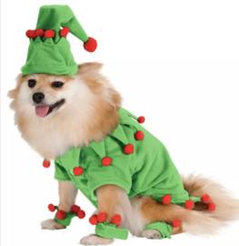 Honden kostuum Elf | S, M, L, XL