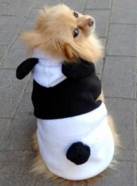 K06 - Kostuum panda | XS, S, L