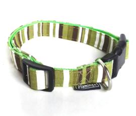 Halsband Sparta | Groen | 50 - 75cm