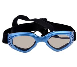 Honden zonnebril met UV bescherming | blauw | Pet Protect