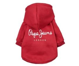 Hondentrui LONDON rood |  S, L, XL
