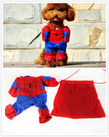 Kostuum spiderman| XS, S, M, L