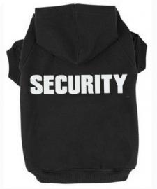 "Hondentrui ""Security"" | zwart |  XS, S, M"