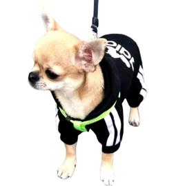 Adidog honden onesie grijs | S, M, L