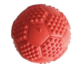 Hondenspeelgoed bal met piepgeluid | 7.5cm