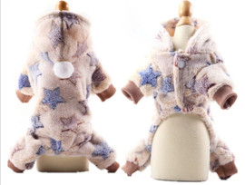 Honden Pyjama / Onesie (Wordt verwacht in februari / maart)