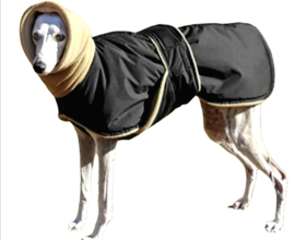 Hondenjas grote hond. Regenjas waterafstotend |  3XL, 4XL, 5XL