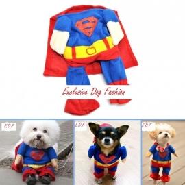 K03 - Kostuum superman |    M