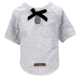 PETCIRCLE Hondenshirt grijs | M, L, XL