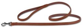 PETTARAZZI Leren lijn | cognac | 120 / 20