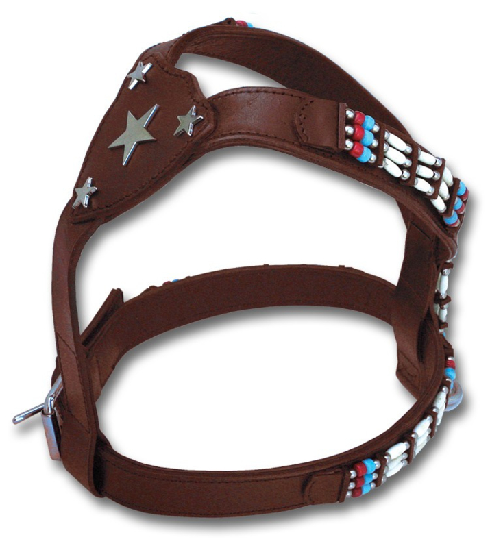 DOXTASY hondentuig Cheyenne star in the sky | bruin