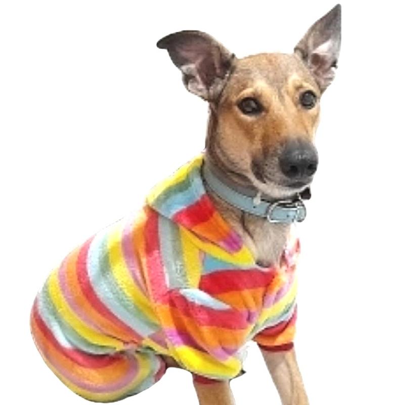 Honden Pyjama / Onesie fleece   XS, S, M, L, XL
