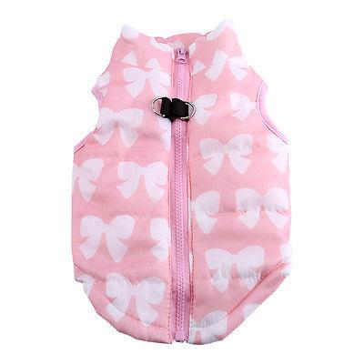Bodywarmer BOW Pink |XS, S, L
