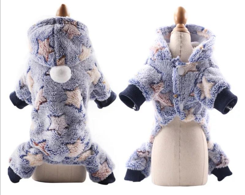 Honden Pyjama / Onesie | XS, S, L, XL