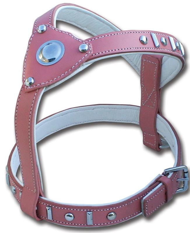 DOXTASY honden tuig K9 knight roze